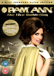 Pam Ann: Live - 1 and 2, DVD