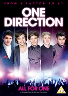 One Direction: All for One, DVD