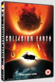 Collision Earth, DVD