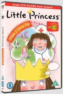 Little Princess: When I Grow Up, DVD