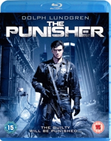 The Punisher, Blu-ray
