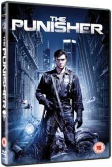 The Punisher, DVD