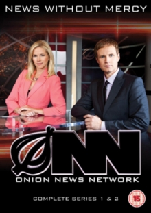 The Onion News Network: Complete Series 1 and 2, DVD DVD