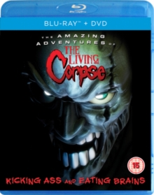 The Amazing Adventures of the Living Corpse, Blu-ray
