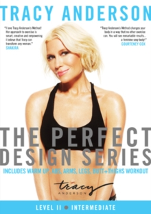 Tracy Anderson's Perfect Design Series: Sequence II, DVD