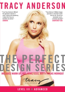 Tracy Anderson's Perfect Design Series: Sequence III, DVD  DVD