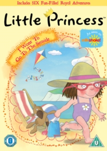 Little Princess: I Want to Go to the Seaside, DVD