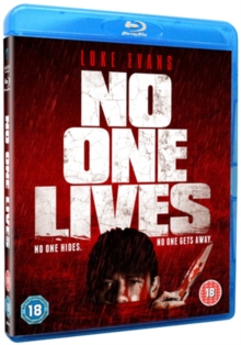 No One Lives, Blu-ray