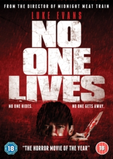 No One Lives, DVD  DVD
