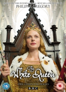The White Queen: The Complete Series, DVD