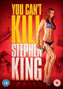 You Can't Kill Stephen King, DVD
