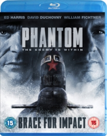 Phantom, Blu-ray  BluRay