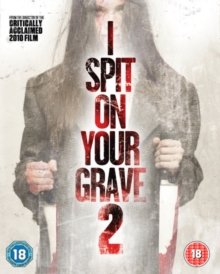I Spit On Your Grave 2, Blu-ray