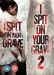 I Spit On Your Grave/I Spit On Your Grave 2, DVD