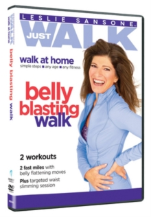 Leslie Sansone: Belly Blasting Walk, DVD