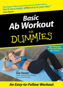 Basic Ab Workout for Dummies, DVD