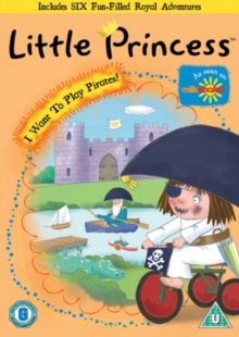 Little Princess: I Want to Play Pirates, DVD  DVD
