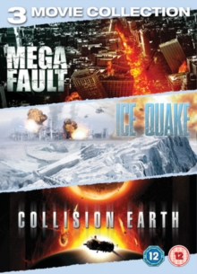 Megafault/Ice Quake/Collision Earth, DVD