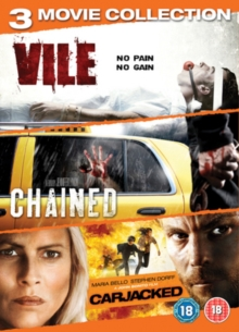 Vile/Chained/Carjacked, DVD  DVD