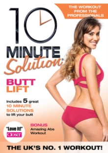 10 Minute Solution: Butt Lift, DVD