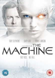 The Machine, DVD