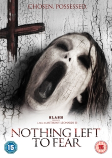 Nothing Left to Fear, DVD