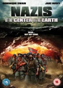 Nazis at the Centre of the Earth, DVD