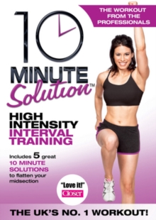 10 Minute Solution: High Intensity Interval Training, DVD