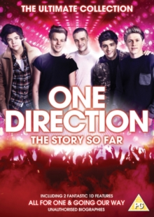 One Direction: The Story So Far, DVD