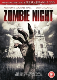 Zombie Night, DVD  DVD