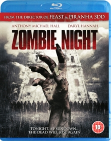 Zombie Night, Blu-ray  BluRay
