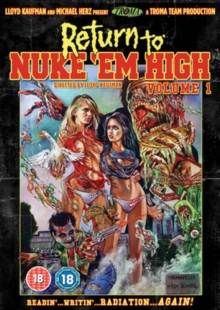 Return to Nuke 'Em High: Volume 1, DVD  DVD