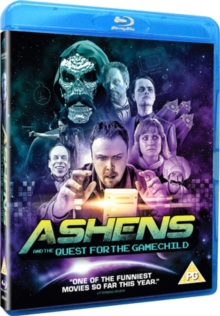 Ashens and the Quest for the Gamechild, Blu-ray