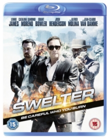 Swelter, Blu-ray