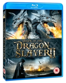 Dawn of the Dragonslayer 2, Blu-ray