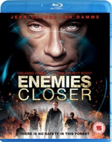 Enemies Closer, Blu-ray