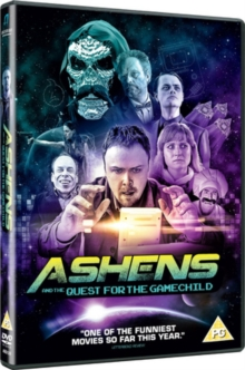 Ashens and the Quest for the Gamechild, DVD