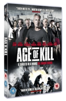 Age of Kill, DVD  DVD