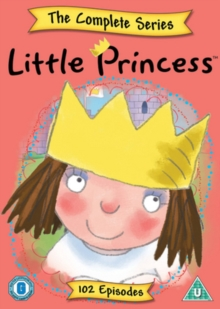 Little Princess: Complete Series 1-3, DVD