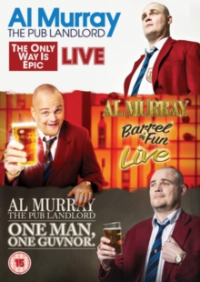 Al Murray: Collection, DVD