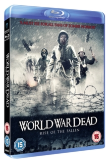 World War Dead - Rise of the Fallen, Blu-ray