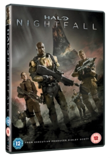 Halo: Nightfall, DVD