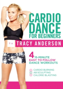 Tracy Anderson: Cardio Dance for Beginners, DVD