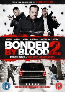 Bonded By Blood 2 - The Next Generation, DVD DVD