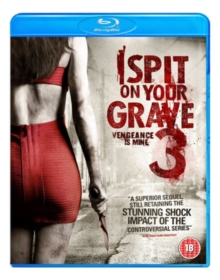 I Spit On Your Grave 3, Blu-ray  BluRay