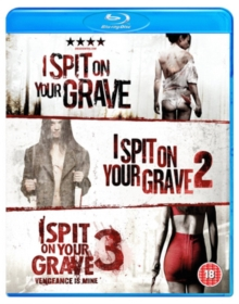 I Spit On Your Grave/I Spit On Your Grave 2/I Spit On Your Grave3, Blu-ray