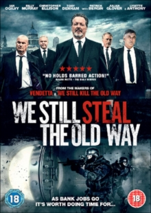We Still Steal the Old Way, DVD