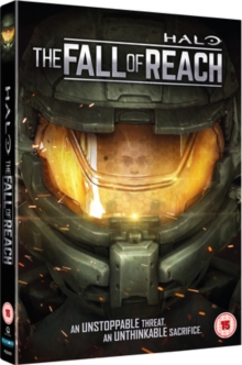 Halo: The Fall of Reach, DVD  DVD