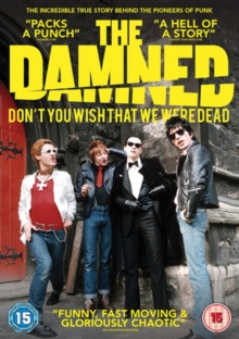 The Damned: Don't You Wish That We Were Dead, DVD DVD