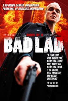 Diary of a Bad Lad, DVD